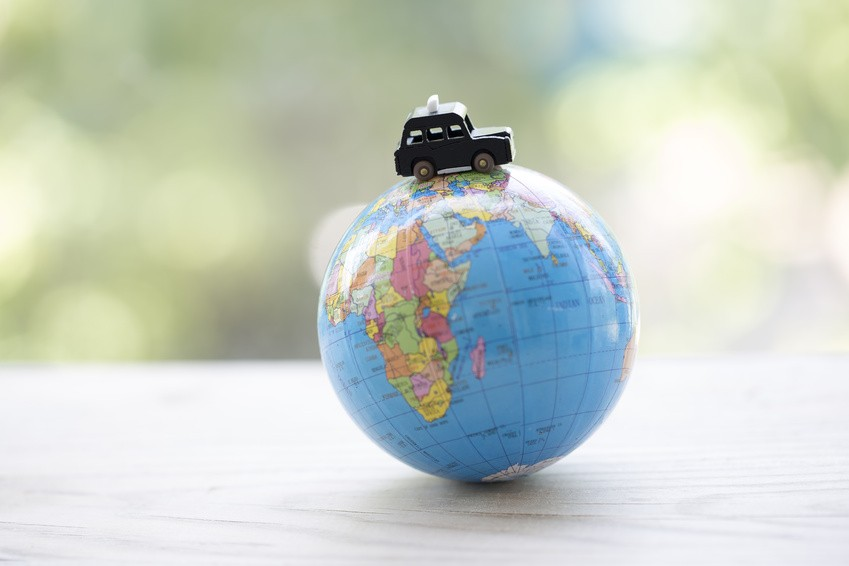 Mit einer GPS Ortung finden Sie Ihr Fahrzeug überall auf der Welt